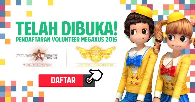 Volunteer Megaxus 2015