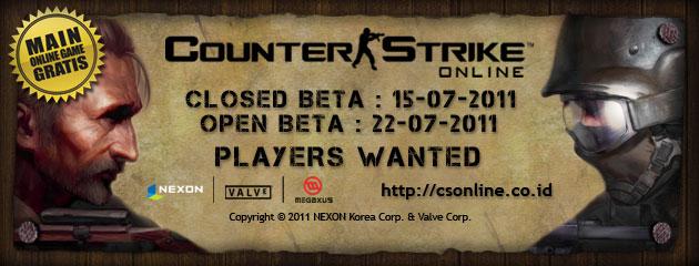 Open Beta Counter-Strike Online