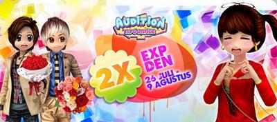 Event Double EXP dan DEN