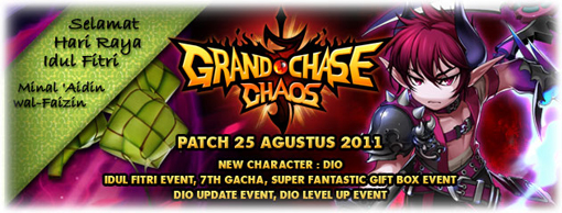 Update Grand Chase 25 Agustus 2011