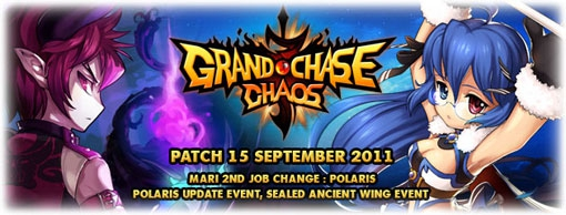 Update Grand Chase 15 September 2011
