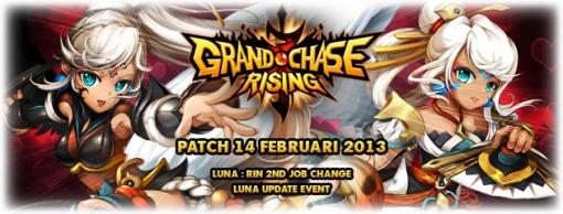 Update Grand Chase 14 Februari 2013