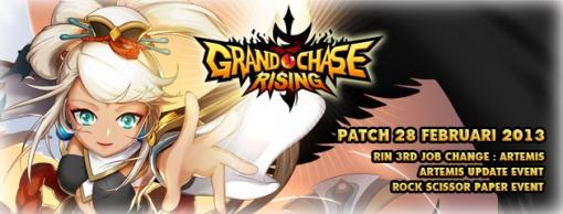 Update Grand Chase 28 Februari 2013