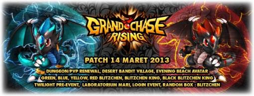 Update Grand Chase 14 Maret 2013