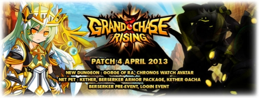 Update Grand Chase 4 April 2013