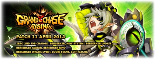 Update Grand Chase 11 April 2013