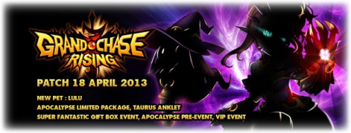 Update Grand Chase 18 April 2013