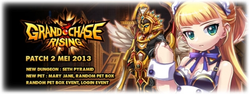Update Grand Chase 2 Mei 2013