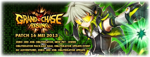 Update Grand Chase 16 Mei 2013