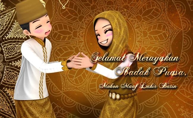 Selamat Menunaikan Ibadah Puasa Ramadhan 1436 H