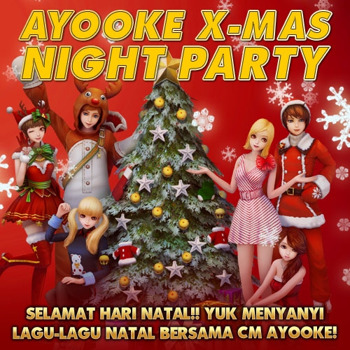 AyoOke X-Mas Night Party