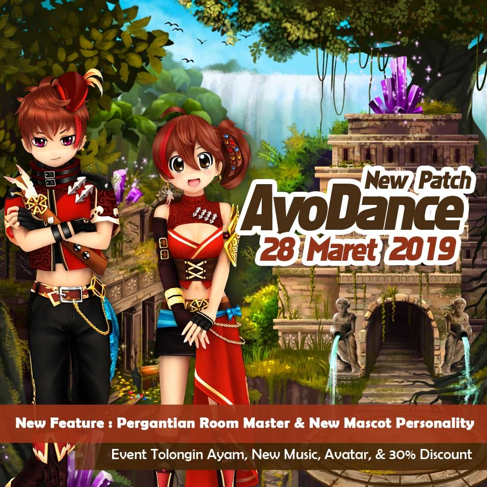 Guide Patch 28 Maret 2019 Audition AyoDance