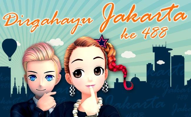 Selamat Ulang Tahun Jakarta 2015