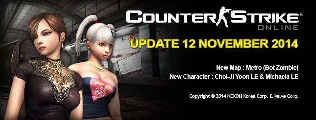 Update Counter-Strike Online Indonesia
