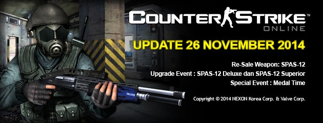 Update Counter-Strike Online Indonesia
