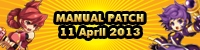 Manual Patch 11 April 2013