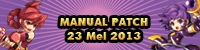 Manual Patch 23 Mei 2013