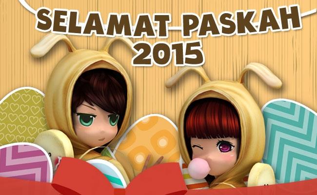 Selamat Hari Raya Paskah 2015