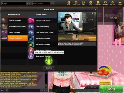 Ayo Oke Game Karaoke Online Terbaru Megaxus 2013