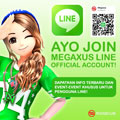 Megaxus LINE Official Account