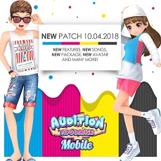 New Patch Update AyoDance Mobile 10 April 2018