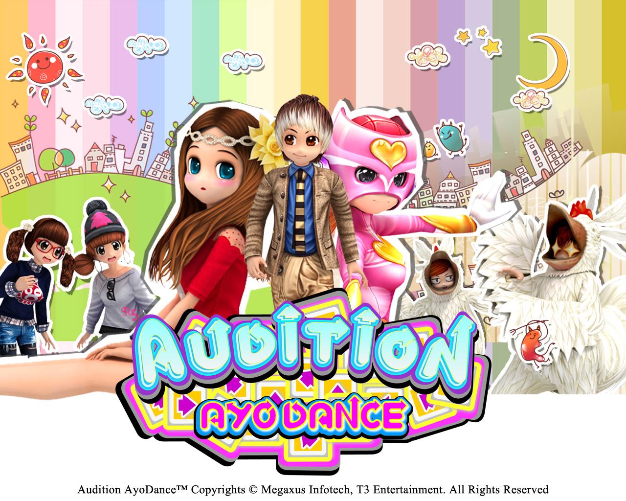 AyoDance 16 | Portal Game Online #1 Indonesia | Megaxus Infotech ...